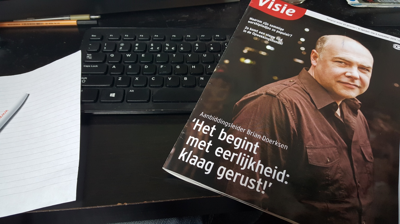 EO Visie Brian Doerksen