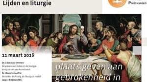 PEP Lijden en Liturgie