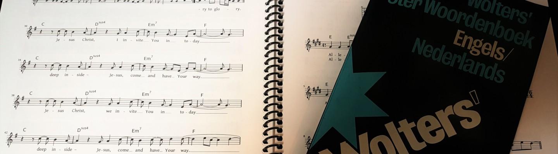 Zingen in je moerstaal
