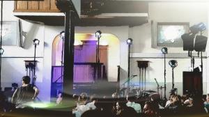 Aanbidding in de eredienst